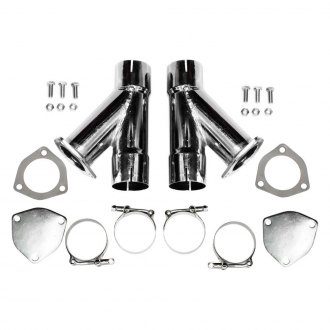 Patriot Exhaust® - Cut-Out Hookup Kit