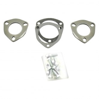 Patriot Exhaust® - 3 Bolt Style Exhaust Collector Flange Kit