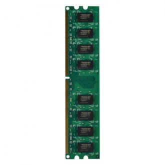 Patriot Memory® - Signature 2GB DDR2 800 MHz 240-pin Non-ECC Unbuffered Memory Module