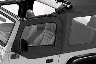 Pavement Ends® - Flip Top™ Complete Soft Top