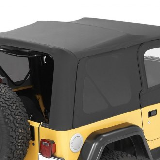 Pavement Ends® - Replay™ Fabric-only Soft Top