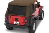 Pavement Ends® - Spice Sprint Top Frameless Soft Top