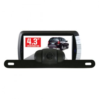 "Peak® - Back Up Camera System with 4.3"" Monitor"