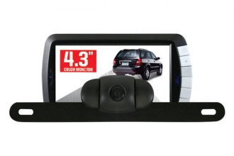 "Peak® PKC0BU4 - Back-Up Camera System (with 4.3"" Monitor)"