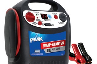 Peak® PKC0J6 - 600 Amp Battery Jump Starter without Inflator