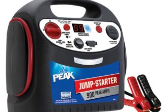 Peak® - 900 Amp Battery Jump Starter with USB and 12V Power Source