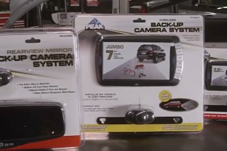 How to Install Peak Wireless Back Up Camera for your Truck