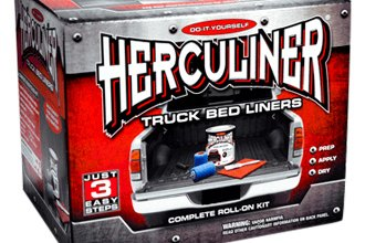 Peak® - Herculiner Black Protective Coating Kit
