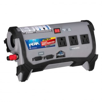 Peak® - DC-AC 400W Tailgate Power Inverter with USB and Lighter Plug