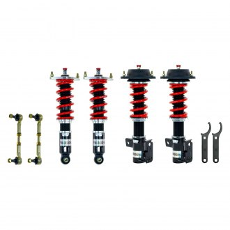"Pedders Suspension® - 1""-3"" x 1""-3"" Extreme XA Front and Rear Lowering Coilover Kit"