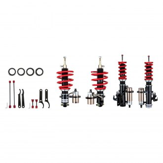 "Pedders Suspension® - 1""-3"" x 1""-3"" Front and Rear Lowering Coilover Kit"