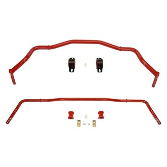 Pedders Suspension® - Front and Rear Stabilizer Bar Kit