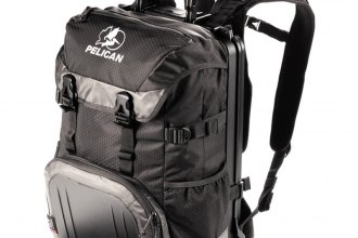 Pelican® - Black Sport Elite Laptop Backpack