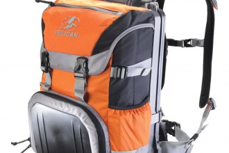 Pelican® - Orange Sport Elite Laptop Backpack
