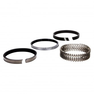 "Perfect Circle® - 4.125"" Bore File Fit Moly Piston Ring Set"