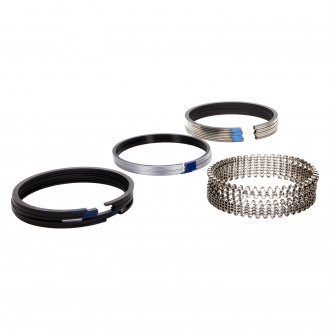 "Perfect Circle® - 4.185"" Bore Standard Moly Piston Ring Set"