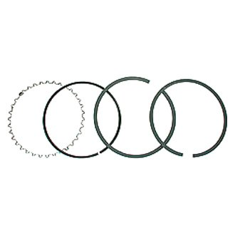 "Perfect Circle® - 4.060"" Bore Standard Moly Piston Ring Set"