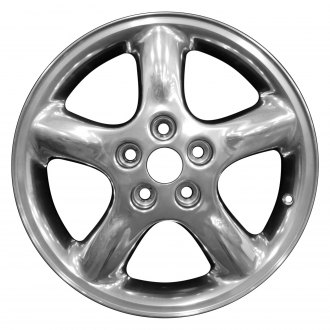 "Perfection Wheel® - 17"" Refinished 5 Spokes Factory Alloy Wheel"