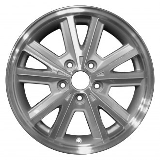 "Perfection Wheel® - 16"" Refinished 10 Spokes Factory Alloy Wheel"
