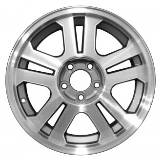 "Perfection Wheel® - 17"" Refinished 10 Spokes Factory Alloy Wheel"