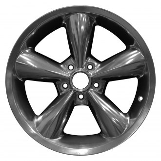 "Perfection Wheel® - 18"" Refinished 5 Spokes Full Polish Factory Alloy Wheel"