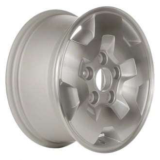 "Perfection Wheel® - 15"" Refinished 5 Slot Factory Alloy Wheel"
