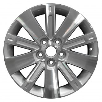 "Perfection Wheel® - 18"" Refinished 10 Spokes Factory Alloy Wheel"