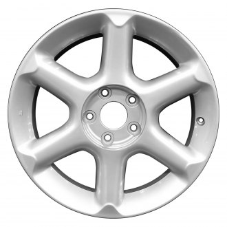 "Perfection Wheel® - 17"" Refinished 6 Spokes Factory Alloy Wheel"