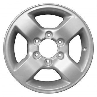 2002 nissan xterra replacement factory wheels rims. Black Bedroom Furniture Sets. Home Design Ideas