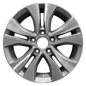 "Perfection Wheel® - 16"" Refinished 5 Double Spokes Factory Alloy Wheel"