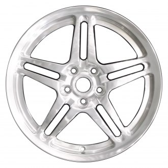 chevy hhr replacement factory wheels rims carid Custom HHR Car perfection wheel 17x7 5 double spoke full polished alloy factory wheel refinished