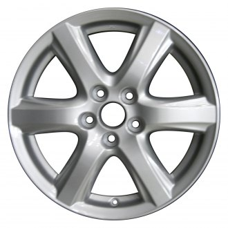 2008 toyota camry replacement factory wheels rims. Black Bedroom Furniture Sets. Home Design Ideas