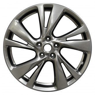 "Perfection Wheel® - 20"" Refinished 5 Double Spokes Factory Alloy Wheel"