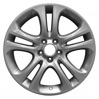 "Perfection Wheel® - 19"" Refinished 5 Double Spokes Factory Alloy Wheel"
