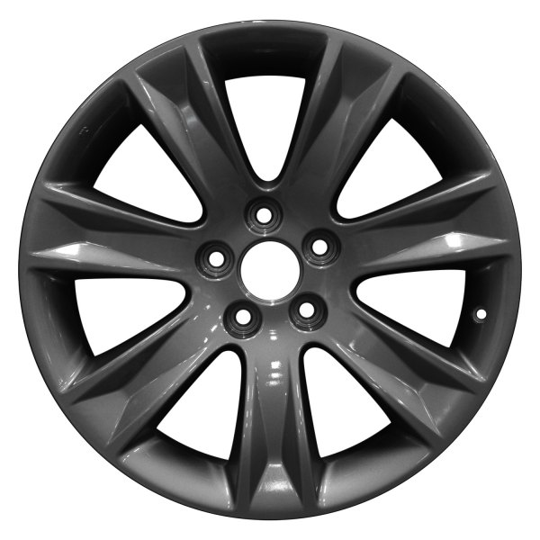 Acura MDX 2010 7 I-Spoke 19x8.5 Alloy