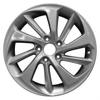 Acura ILX Replacement Factory Wheels Rims CARiDcom - Acura ilx rims