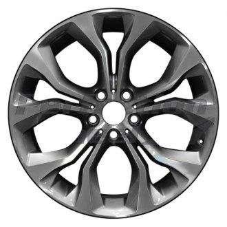 2017 Bmw X6 Replacement Factory Wheels Rims Carid Com