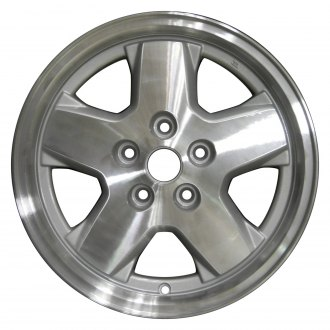 "Perfection Wheel® - 16"" Refinished 5 Spokes Factory Alloy Wheel"