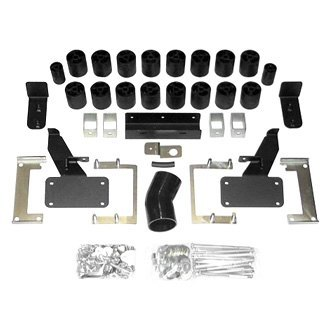 "Performance Accessories® - 3"" x 3"" Front and Rear Body Lift Kit"