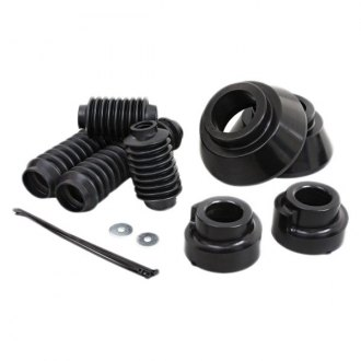 "Performance Accessories® - 2"" x 2"" Front and Rear Coil Spring Spacers"