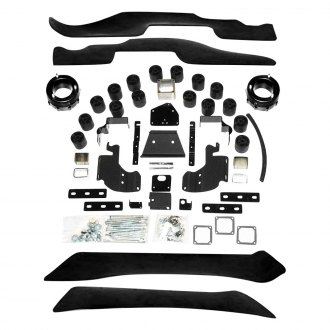 "Performance Accessories® - 5"" x 5"" Premium Front and Rear Suspension Lift Kit"