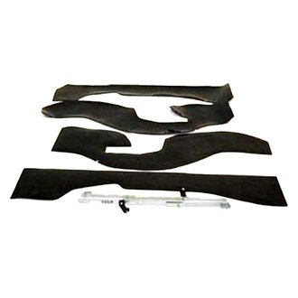 Performance Accessories® - Fender Splash Shield Kit