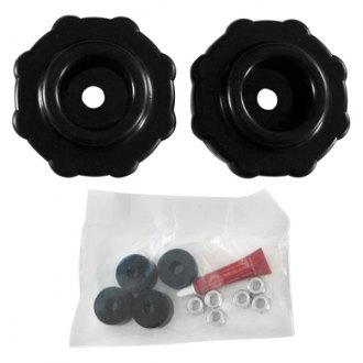 "Performance Accessories® - 2"" Front Coil Spring Spacers"