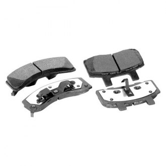 Performance Friction® - Carbon Metallic™ Brake Pads