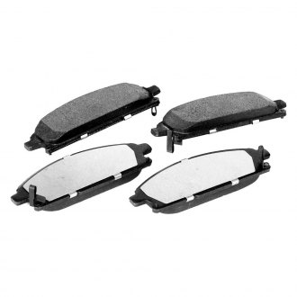 Performance Friction® - Carbon Metallic™ Front Brake Pads