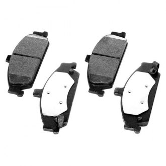 Performance Friction® - Carbon Metallic™ Brake Pads, Front
