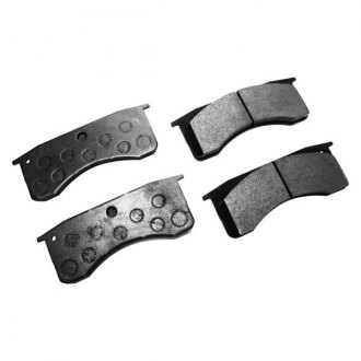 Performance Friction® - Z-Rated™ Front Brake Pads