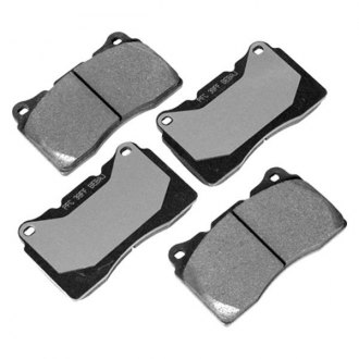 Performance Friction® - Z-Rated™ Brake Pads, Front
