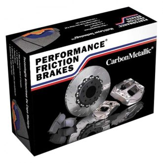 Performance Friction® - Carbon Metallic Brake Pads