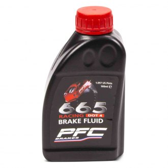Performance Friction® - RH665 DOT 4 Racing Brake Fluid, 16 oz